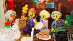 Lego Golden Girls - Thank you for being a friend.