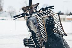 El Solitario 'Impostor' BMW R nineT   Bike EXIF