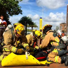 Hundreds of emergency personnel convened on the University of Central Florida campus Thursday morning to take part in a variety of training exercises, including an active shooter scenario.     The regional exercise included practice events involving mass casualty and hazmat situations and an active