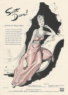 33 Best Fashion Illustrations and Advertisements from the past - http://www.creativeguerrillamarketing.com/advertising/33-best-fashion-illustrations-advertisements-past/