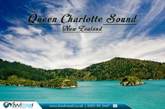 Queen Charlotte Sound, New Zealand:  |    Queen Charlotte Sound / Tōtaranui is the easternmost of the main sounds of the #Marlborough Sounds, in New Zealand's #South #Island.  |    Source: https://en.wikipedia.org/wiki/Queen_Charlotte_Sound_(New_Zealand)  |    #newzealand #beautiful #photo #like #travelworld #travelphotography #flights #travel #bestflightoffers #nz #kiwitravel #cheapflights #travelagents #travelagentsinuk  |    New Zealand #TravelExperts: http://www.kiwitravel.co.uk/