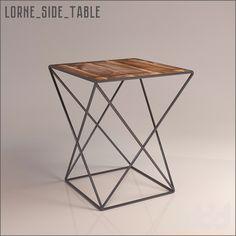 стол Lorne_Side_Table