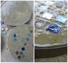 Mosaic Stepping Stone Tutorial