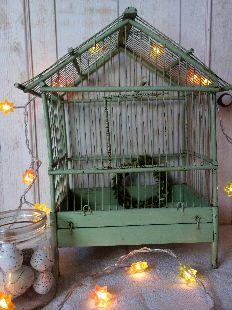 BR400 brocante cage ancienne