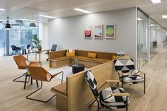A Tour of Central Working's Coworking Space - Imperial College London - Officelovin'