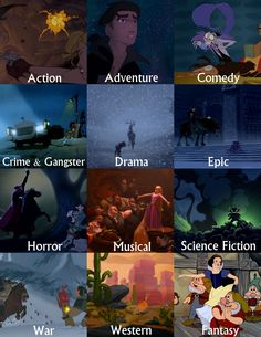 """Disney isn't just """"princess movies."""" I hate when people say that. There is soooo much more to them!"""