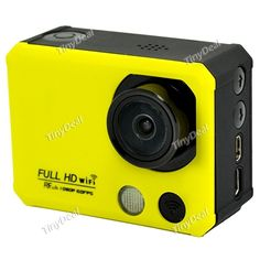 "Original SJCAM SJ5000+ Ambarella A7 16MP Wi-Fi 1.5\"" Display 1080P 170° Wide Angle Lens Waterproof Action Camera ECM-382225"