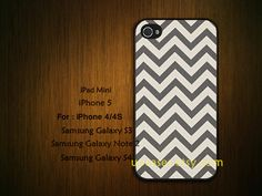 Gray Chevron -- iPhone case Gray Chevron, What A Girl Wants, Teen Life, Electronics Gadgets, Galaxies, Ipad, Iphone Cases, Samsung Galaxy, Apple