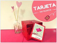 Tag de regalo para San Valentín # Se acerca febrero y hemos de ir pensando en esa fecha que muchos odian y que a otros le encanta. Yo soy de la opinión que no porque estés enamorado tienes que hacer un regalo, ... »