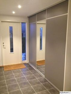 Closet Designs, Future House, Laundry Room, New England, Tile Floor, Entrance, Sweet Home, Doors, Mirror