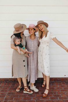 Graduation Tea Party - The Little Duckwife Tea Party Attire, Tea Party Outfits, Party Outfits For Women, Summer Outfits, Cute Outfits, Boho Outfits, Mary Kate Robertson, Sadie Robertson, Playing Dress Up