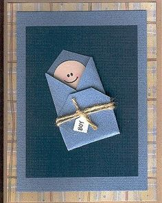 Congratulations Baby Card