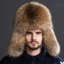 Tag a friend who would love this!|    Latest arrival Men Warm Fox Fur Hat Package Winter Warm Thick Fur Hat Men Outdoor Leather Crown Raccoon Middle-aged  Leifeng Bomber Hats H#22 now on sale $US $50.90 with free postage  you'll find the following product and even much more at our favorite site      Get it now right here >> https://tshirtandjeans.store/products/men-warm-fox-fur-hat-package-winter-warm-thick-fur-hat-men-outdoor-leather-crown-raccoon-middle-aged-leifeng-bomber-hats-h22…