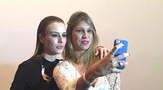 Snapchat no São Paulo Fashion Week - Mari pelo Mundo