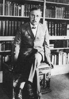 Librettist Hugo von Hofmannsthal
