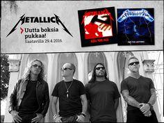 EMP-BLOGI: Metallica – maailman suurin metalliyhtye viettää kissanpäiviä! Siirry blogipostaukseen: http://www.emp.fi/blog/musiikki/cd-dvd-ja-paljon-muuta/metallica-juhlii/?wt_mc=sm.pin.fp.metallica-juhlii-blogi.10042016