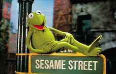 """Since the premiere episode in 1969, Kermit the Frog has made significant appearances on Sesame Street. Unlike the other Sesame Street characters, Sesame Workshop never had any ownership of Kermit the Frog. At one point in 1970, Kermit was going to be dropped from the show due to criticism that the character was too commercial. Look magazine reported that """"when the new season starts November 9, expect changes. There will be no more know-it-all frog, since Kermit, the one Muppet who is not..."""