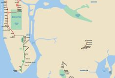 Watch the Rise of the NYC Subway System On This Animated Map
