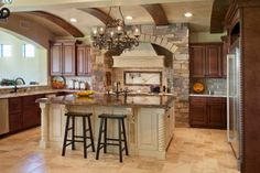 Kitchen islands can be social, smart and fun thanks to an endless array of seating options ranging from comfortable to practical.