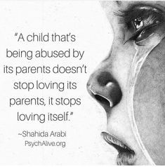Same goes for most any mental abuse! Narcissistic Mother, Narcissistic Abuse, Abusive Parents, Abusive Father, Abuse Survivor, Emotional Abuse, Toxic Relationships, Parenting Quotes, Sayings