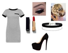 """""""Untitled #612"""" by surfernurd ❤ liked on Polyvore featuring MARA, Chanel and Miss Selfridge"""