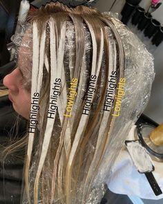 Hair Stylist Tips, Hair Color Formulas, Teased Hair, Hair Color Techniques, Hair Color Highlights, Funky Hairstyles, Bleached Hair, How To Make Light, Hair Tools