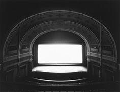 Hiroshi Sugimotos Otherworldly Photographs of Movie Theaters...