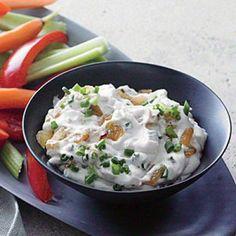 Sour Cream and Onion Dip | CookingLight.com