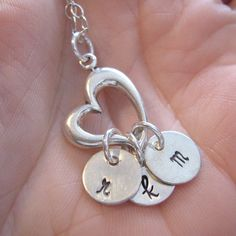 Cute Hand Stamped Jewelry