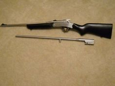 GunAuction.com - Rossi Firearms Rossi Single Shot 22 LR and 410 - Item:12547003