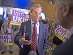 Nigel Farage calls for MP pay rise to £100,000 - just weeks before announcing where he will stand in 2015
