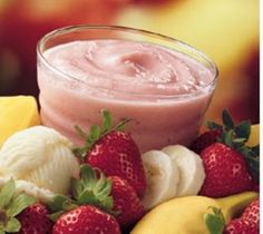 4 Recipes of Protein Shakes Without Protein Powder: 1. Apricot Pineapple Strawberry Shake