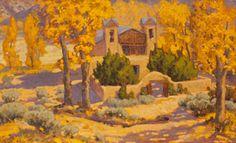 Santuario in the Fall
