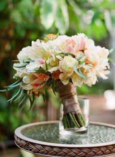 Santa Barbara Wedding by Alexandra Kolendrianos  Read more - http://www.stylemepretty.com/2012/03/09/santa-barbara-wedding-by-alexandra-kolendrianos/