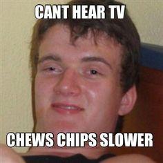high marijuana chips funny humor
