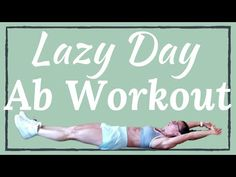My favortie lazy day ab workout routine. This is my go to routine for those days when I lack motivation to workout and get in shape. A great ab home workout . Best Core Workouts, Effective Ab Workouts, Abs Workout Routines, At Home Workouts, Arm Workouts, Gym Routine, Aerobics Workout, Dumbbell Workout, Workout Circuit