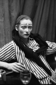 Tilda Swinton + Pierrot = best pinterest search result!