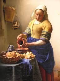 Bilderesultat for vermeer