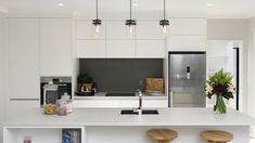 Best Design - Home design Kitchen Images, Kitchen Pictures, 2 Bedroom Apartment, Apartment Kitchen, Grand Designs, Cool Designs, Store Layout, Kitchen Dinning, New Builds