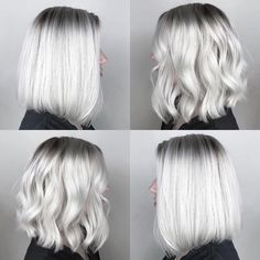 hair_style_trends on Poshinsta Braided Hairstyles, Cool Hairstyles, Hairstyles Haircuts, Natural Hair Styles, Short Hair Styles, Ash Hair, Hair Sketch, Hair Trends, Beauty Hacks