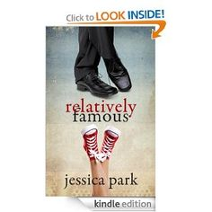 Daily Amazon FREE Kindle Book ~ Relatively Famous by Jessica Park http://amzn.to/UD2TS8
