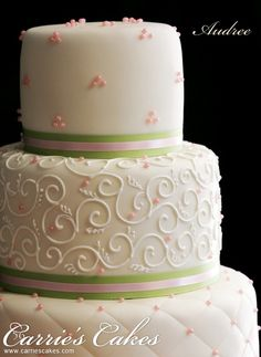 Wedding Cakes - Carries Wedding Cakes