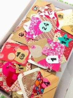 handmade envelopes by Eline Pellinkhof . SOYZ-blog