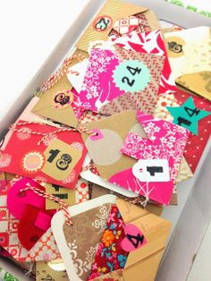 handmade envelopes by Eline Pellinkhof . SOYZ-blog