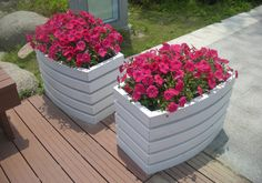 Durable WPC Flower Box Used In Where?