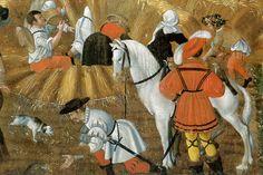 Ничто не вечно под луной.Уильям Шекспир - Из истории штанов. Картинки. 12-16 век. 1529030