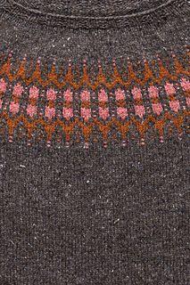 Ravelry: Voe pattern by Gudrun Johnston