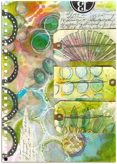 """Every Life Has a Story!"" - {Roben-Marie Smith} - New Art Journaling Video..."