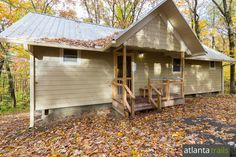 Fort Mountain State Park Cabin Review: Renovated Cottages in North Georgia