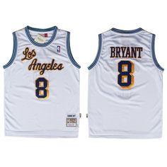 Kobe #Bryant Jersey - Los Angeles #Lakers Road Purple Swingman